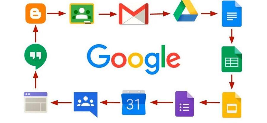 app para el estudio de google